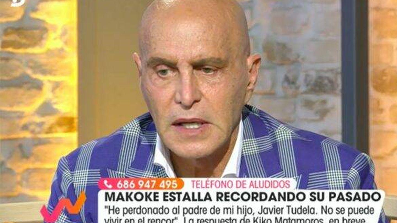 Kiko Matamoros, en 'Viva la vida'. (Telecinco)