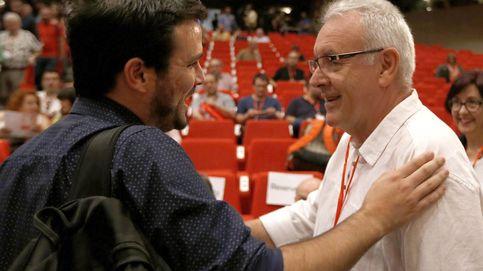 Cayo Lara se despide de IU: Alberto, me va a costar votar en estas elecciones
