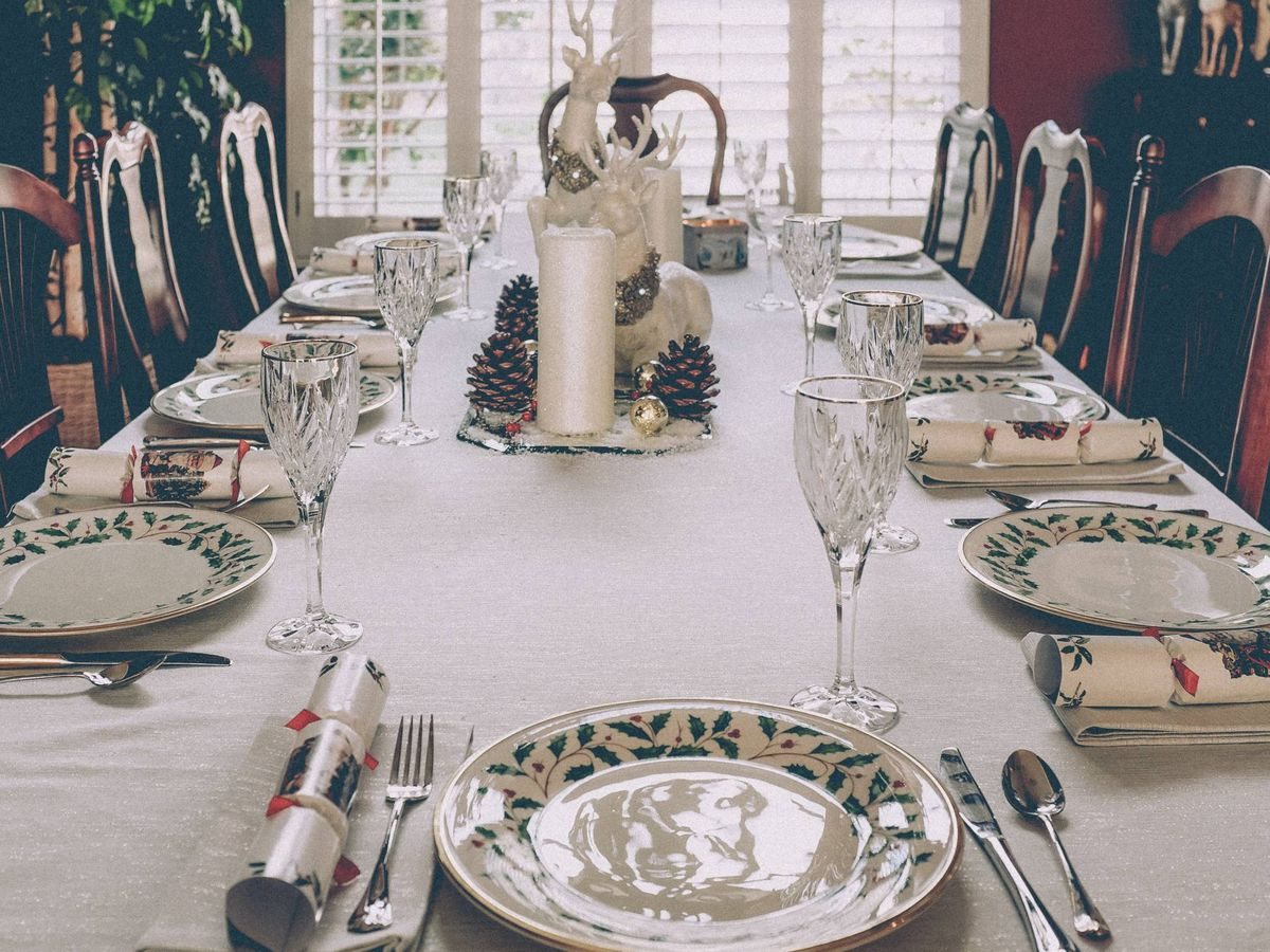 Foto: Tendrás una mesa de concurso con muy poco esfuerzo. (Unsplash)