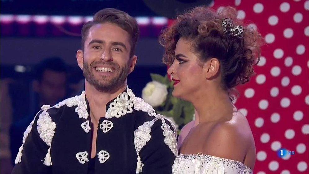 Foto: Pelayo Díaz, expulsado de 'Bailando con las estrellas'. (TVE)