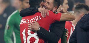 Post de Los pitos a Koke, el 'puñal' a Diego Costa y los huevos de Simeone