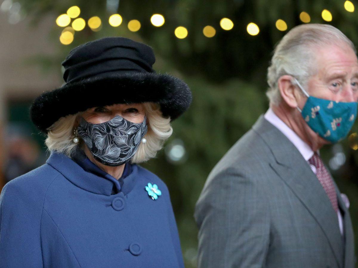 Foto: El príncipe de Gales y la duquesa de Cornualles. (Reuters)