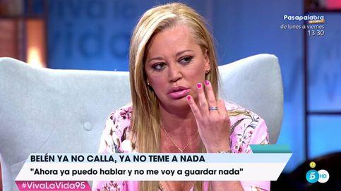 Belén Esteban ajusta cuentas con Toño Sachís en 'Viva la vida': Está enfermo