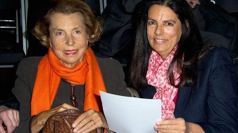 La millonaria heredera de L'Oréal se 'esconde' un año después de morir su madre