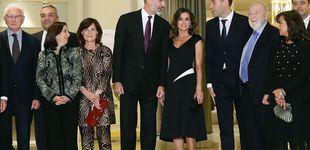 Post de Rubén Amón recibe el Premio Francisco Cerecedo de manos de los Reyes