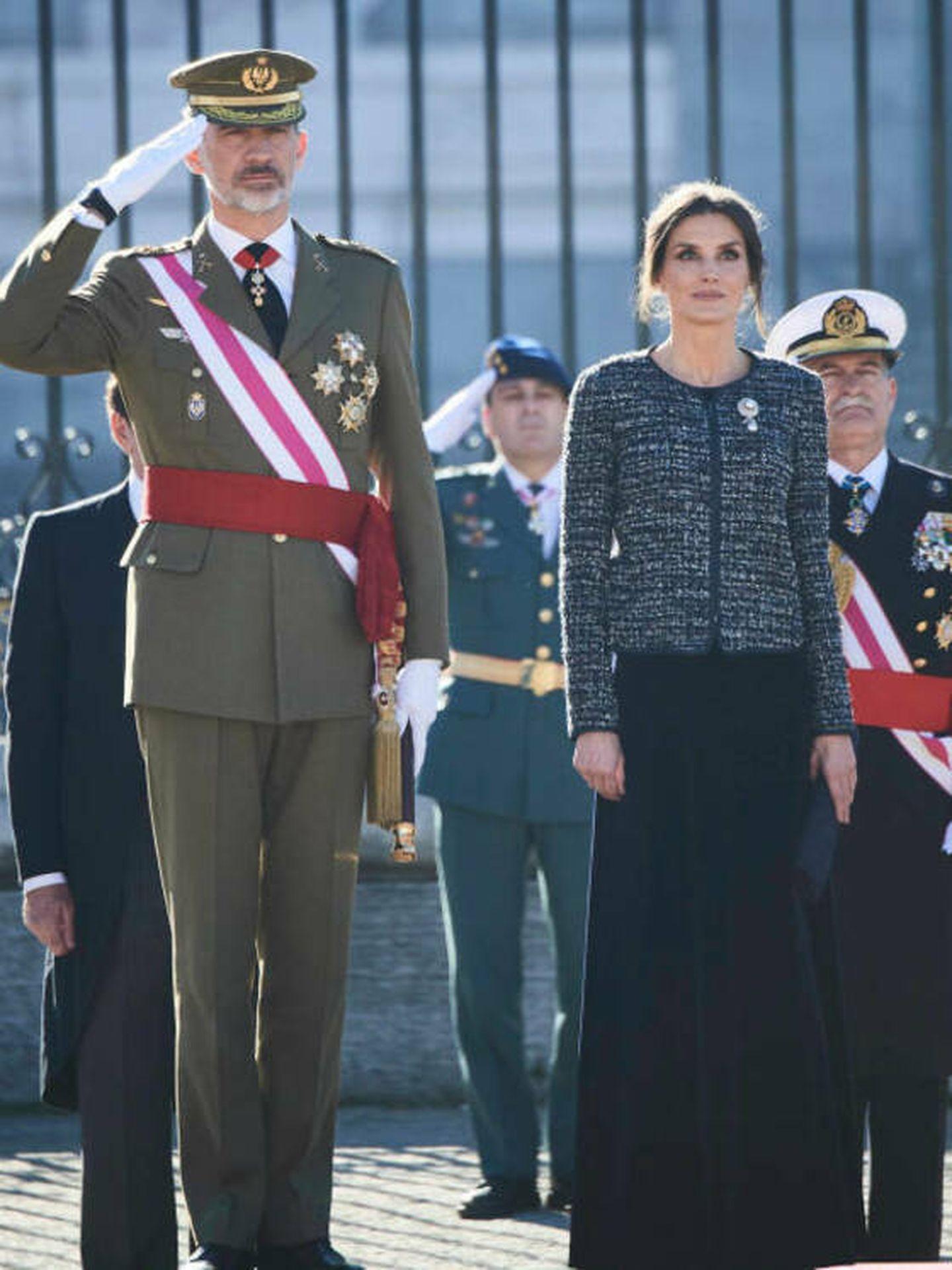 Los Reyes de España en 2019. (Limited Pictures)