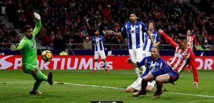 Post de Torres ejerce de salvador en medio de la incertidumbre por su futuro en el Atleti