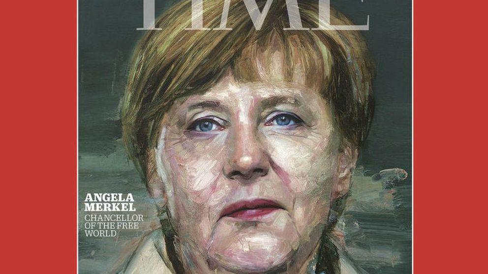 Angela Merkel, persona del año para la revista 'Time'