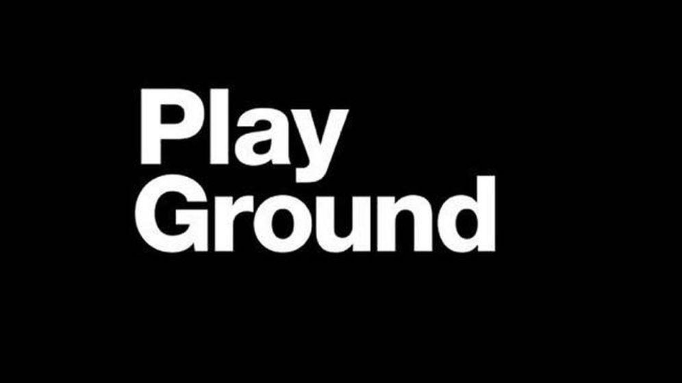 Foto: Logotipo de PlayGround.