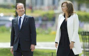 Ya es oficial: el presidente Hollande y Trierweiler sellan su ruptura