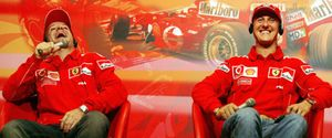 "Foto: La cara más ""horrenda"" de Michael Schumacher"