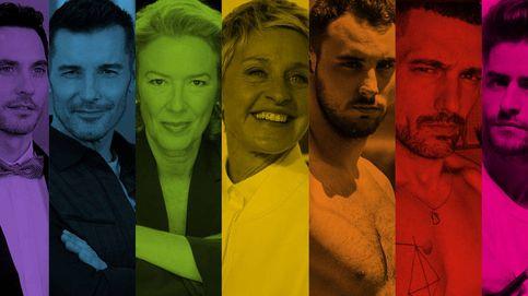 Orgullo Gay 2016: Paco León, David Delfín o Sandra Barneda, los gais y lesbianas del momento