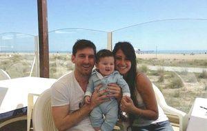 Messi, entre juergas nocturnas y rumores de separación