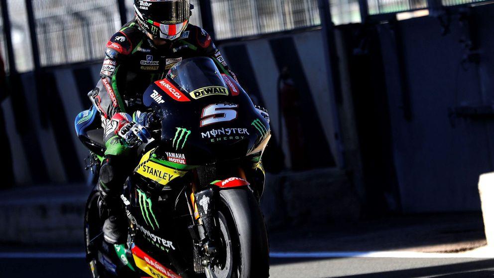 Yamaha 'pasa' de su tercer piloto: vuelve a la moto de 2016 pese a la opinión de Zarco
