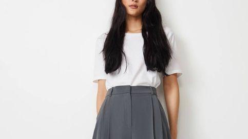 Disponible en 6 colores, sastre y con efecto tipazo, así es el pantalón superventas de H&M