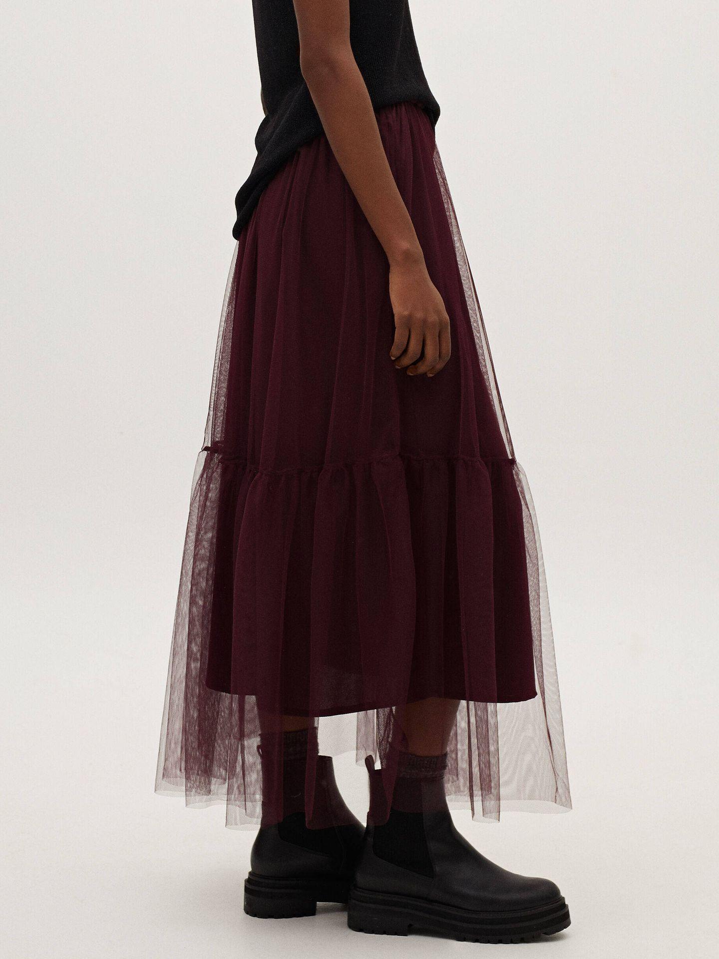 Falda de Parfois. (Cortesía)