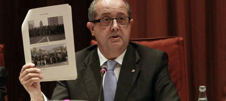 Foto: El exconseller de Interior, Felip Puig. (EFE)