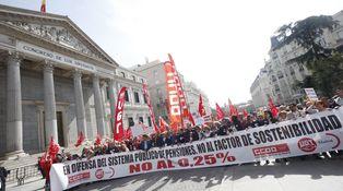Pensiones españolas: entre las más generosas de Europa