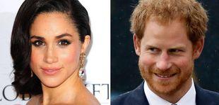 Post de Megan Markle y el príncipe Harry, juntos pero no revueltos