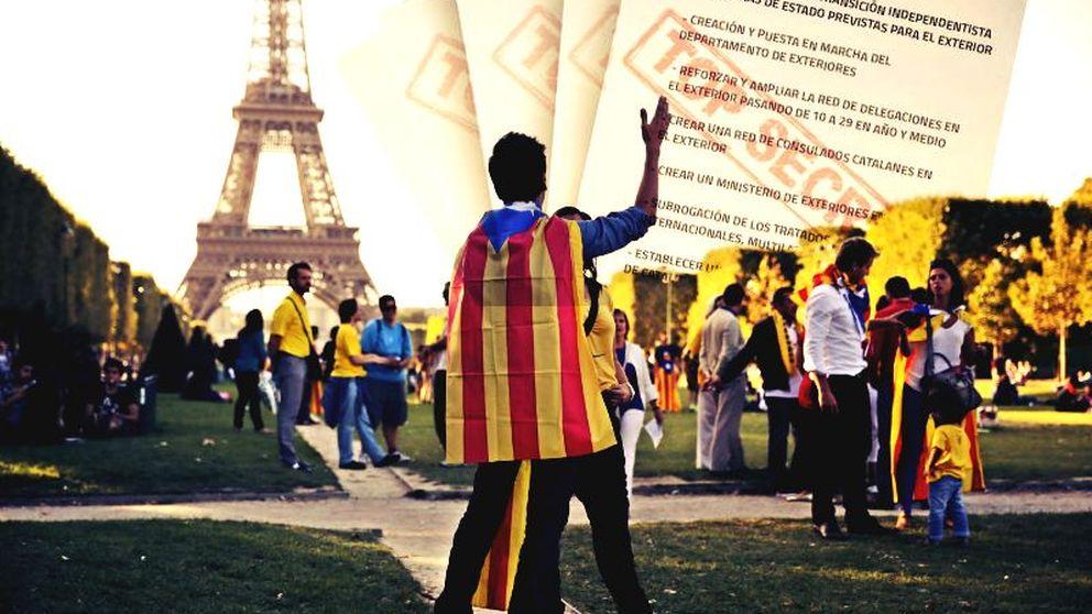 El Gobierno catalán pretende llegar a abrir hasta 44 'embajadas'