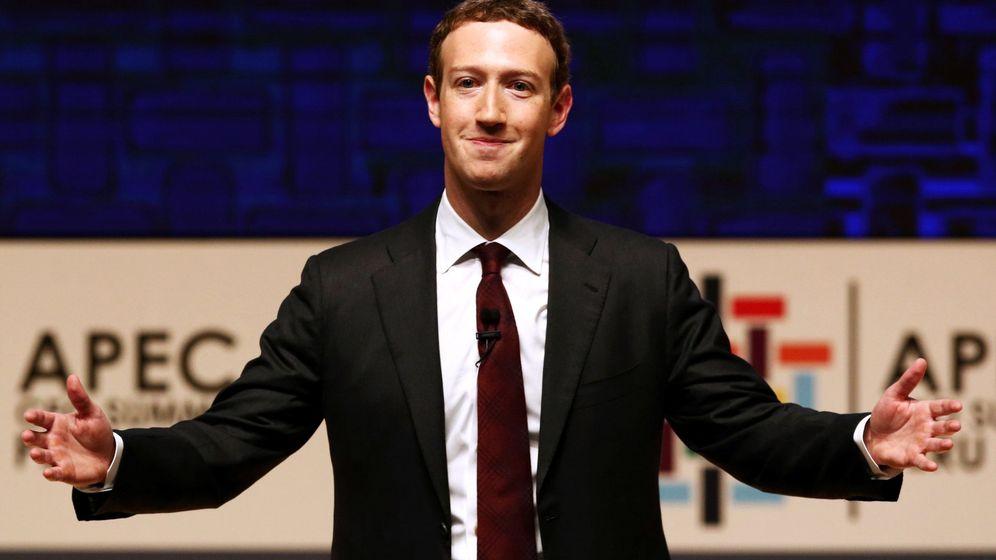 Foto: Mark Zuckerberg - Reuters