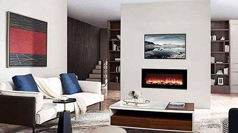 Decora y calienta tu hogar con las mejores chimeneas eléctricas
