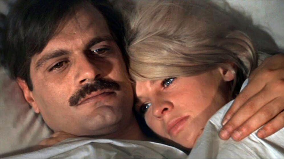 Foto: Fotograma de 'Doctor Zhivago'