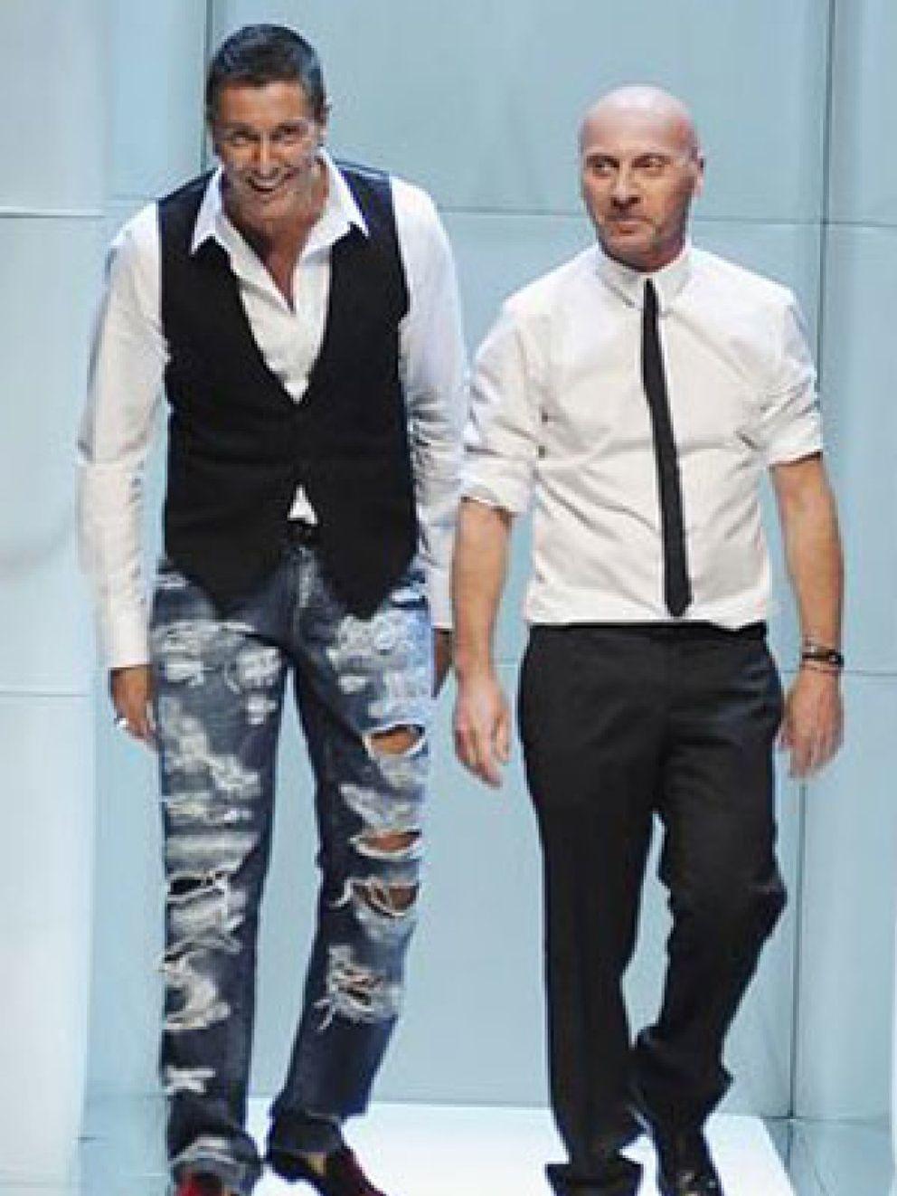 Foto: Dolce & Gabbana podrían enfrentarse a siete años de cárcel