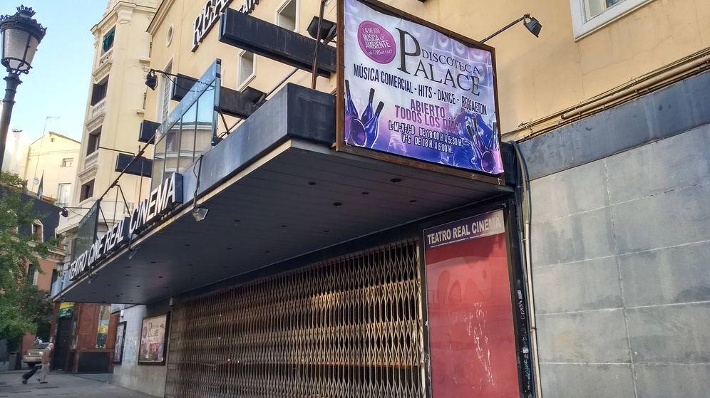 Foto: Real Cinema, donde se situaría el hotel de Rahola. (EFE)