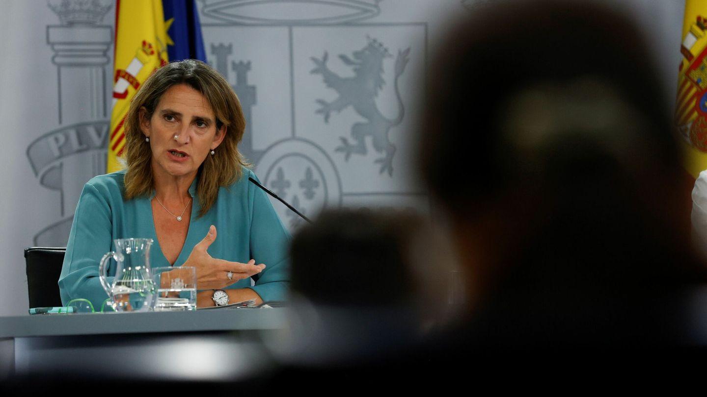 La ministra para la Transición Ecológica, Teresa Ribera. (EFE)
