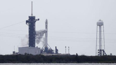 La histórica misión de la NASA y SpaceX, retrasada al sábado por el mal tiempo