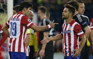 Diego reconoce que el Atleti no quería el empate, pero no está mal