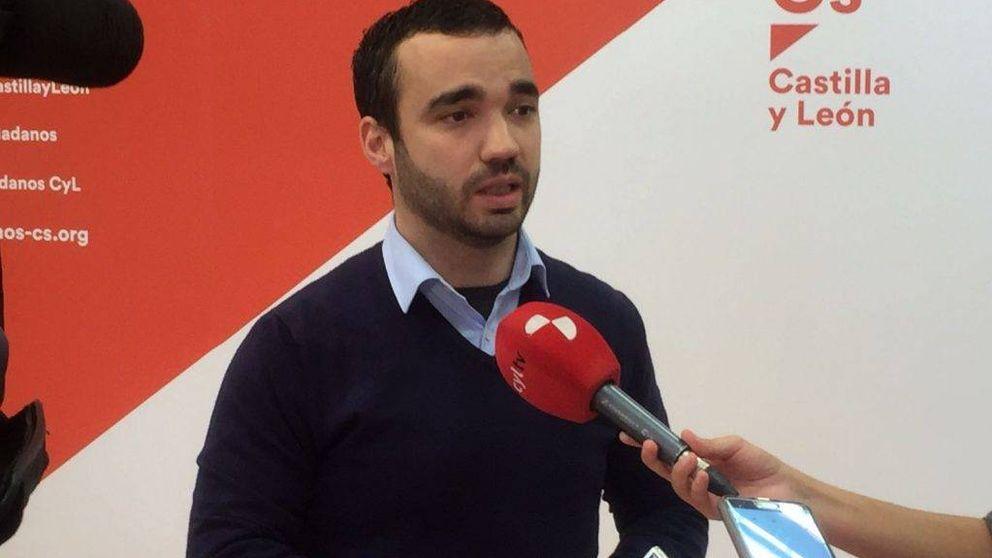 Dimite el secretario de Comunicación de Cs en Castilla y León, Pablo Yáñez