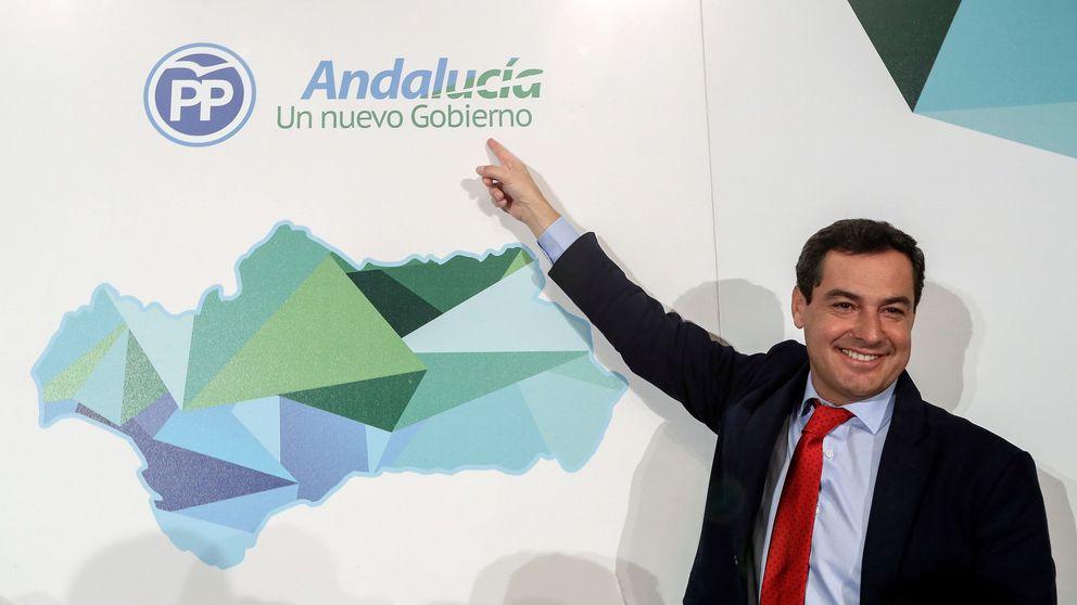 Moreno no ve sensato que Cs quiera liderar el cambio con cinco escaños menos