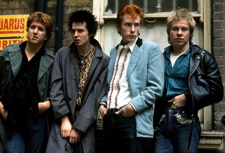 Foto: Los Sex Pistols (Adrian Boot/Urbanimage.tv)