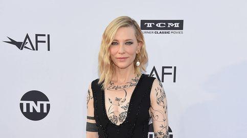 La sorpresa que esconde el look hipertatuado de Cate Blanchett