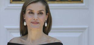 Post de Doña Letizia se planta un nuevo Carolina Herrera sin precio oficial