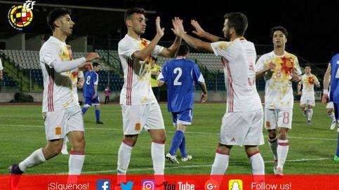 La carambola de la Sub-21: ganar a Estonia y que Suecia y Croacia empaten