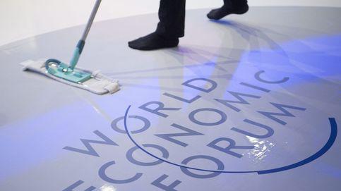 Todo limpio en Davos
