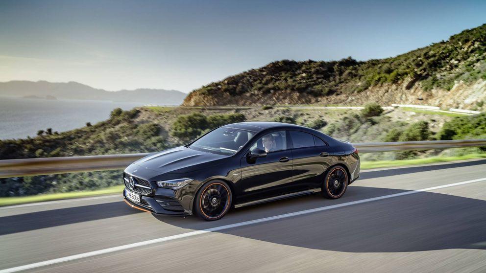 Nuevo Mercedes CLA Coupé, diseño cautivador en un coche asequible