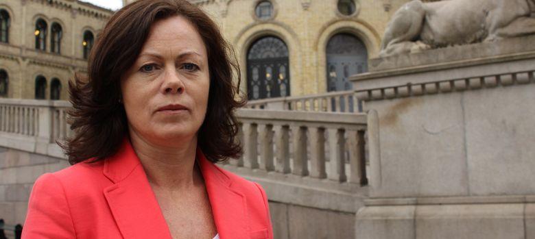 Foto: Solveig Horne, ministra noruega de Infancia e Igualdad. (Reynir Johannesson/FrP)