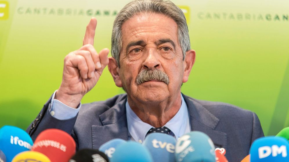 Foto: El presidente de Cantabria, Miguel Ángel Revilla, en una imagen de archivo. (EFE)