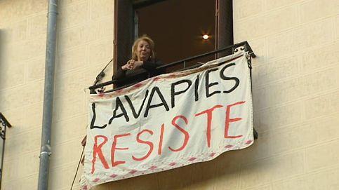 Un nuevo propietario de un edificio de renta antigua en Lavapiés sube de 400 a 1.700 el alquiler