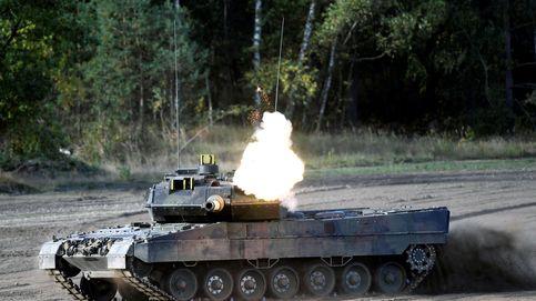 Estos son los carros de combate más potentes del ejército alemán