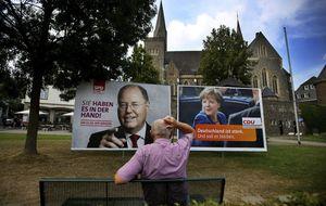Así respira Alemania a quince días de las elecciones