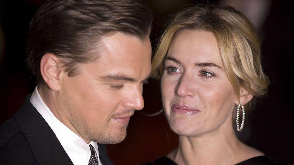 Foto: Leonardo DiCaprio y Kate Winslet en una imagen de archivo. (Gtres)