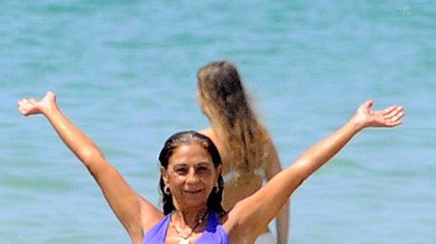 Tenemos nueva Ana Obregón: Lolita posa con tipazo en las aguas de Cádiz