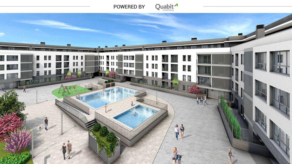Quabit lanza una campaña para facilitar a los jóvenes la compra de una vivienda