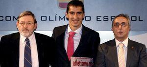Foto: Nuria Fernández no se presentó a recoger el trofeo a la mejor atleta del año