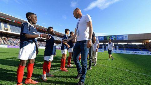 España termina quinta y Marruecos triunfa en la Danone Nations Cup